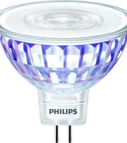 PHILLIPS MASTER LED SPOT VALUE GU5.3 5.5W AAN/UIT ENERGIE ZUINIG A+